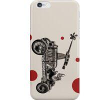Anthropomorphic N°12 iPhone Case/Skin