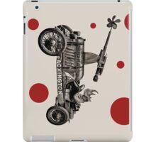 Anthropomorphic N°12 iPad Case/Skin