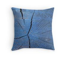 Rings of Time Throw Pillow