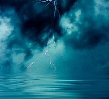 Stormy Weather by Trudy Wilkerson