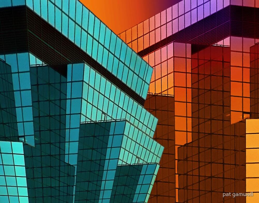 Sunset City by pat gamwell