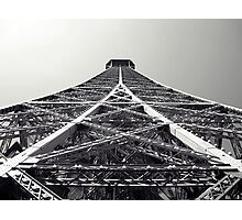 Up the Eiffel Photographic Print