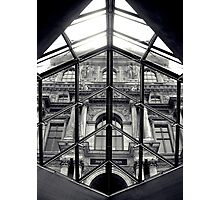 Through the Louvre Photographic Print