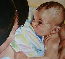 Bonding and Breastfeeding by Jodi Cox
