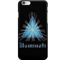 Illuminati iPhone Case/Skin