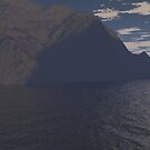 landscape in 3d by bmg07