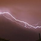 Lightning! by Andrea Searle