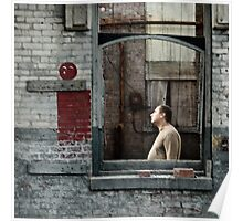 Frames: free interpretation Poster