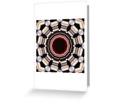 'Passage By Twelves' Greeting Card