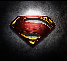 Superman logo by Dj-casquette