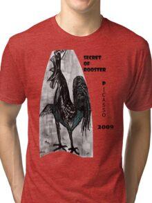 rooster Tri-blend T-Shirt