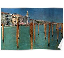 Grand Canal... Poster