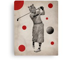 Anthropomorphic N°13 Canvas Print