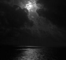 Cloud Break I by gatkinson