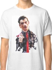 Alex Turner Digital Water Colour Classic T-Shirt