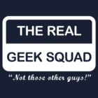 The Real Geek Squad by mcovalt