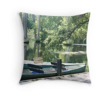 Quiet Serenity  Throw Pillow