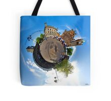 Walled City Market, Guildhall Square, Derry Tote Bag