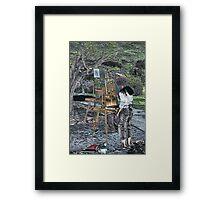 Art For Art's Sake Framed Print