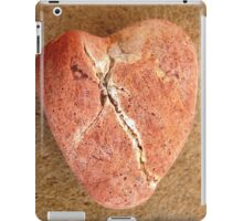 Even a heart of stone can break ... iPad Case/Skin