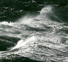 The Power of water and wind by patjila
