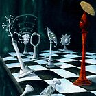 Science-Chess Accommodating Religion by Glendon Mellow