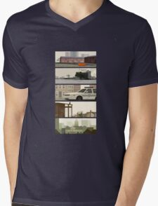 The Wire  Mens V-Neck T-Shirt