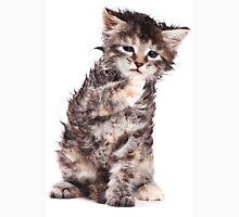 wet kitten Unisex T-Shirt