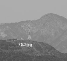 Another Hollywood Sign Photo by JoshuaVern
