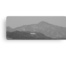 Another Hollywood Sign Photo Canvas Print
