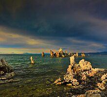 Mono Lake Sunset by Doug Scott