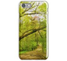 State university grove iPhone Case/Skin