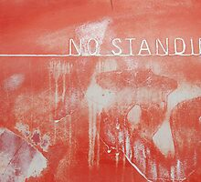 No Standing by Catherine Davis