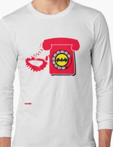 Bat Phone Long Sleeve T-Shirt