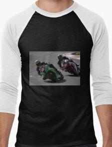 Australian Superbike Champs - Mallala 2015 (Part 2) Men's Baseball ¾ T-Shirt