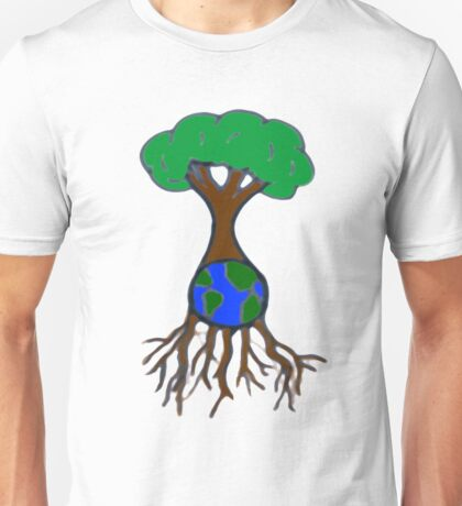 Life on Earth. Unisex T-Shirt