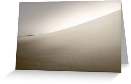 Dusk At The Dunes  by EOS20