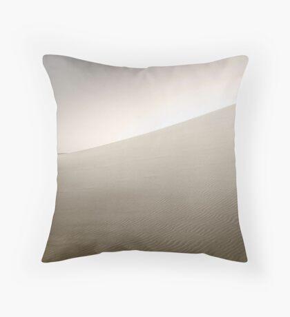 Dusk At The Dunes  Throw Pillow