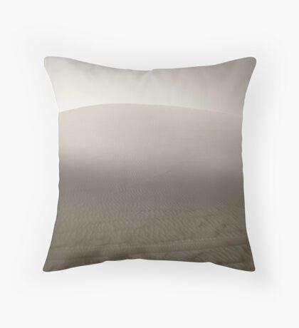 Lancelin Sand Dune  Throw Pillow