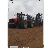 seeding australia  iPad Case/Skin