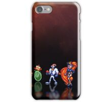 Earthworm Jim pixel art iPhone Case/Skin