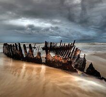 Dicky Beach • Queensland • Australia by William Bullimore