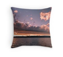 Fishermans' delight Throw Pillow