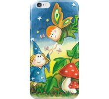 witch and elf iPhone Case/Skin