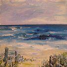 Our Beach by Julie-Ann Vellios