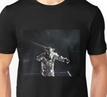 Arcade Fire Concert Effect, photography Reflektor tour 2014 Unisex T-Shirt