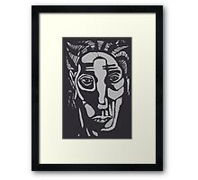 tribal Framed Print