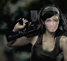 ARMED & Dangerous by Maria  Moro