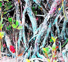 Mangrove Beginnings by Sharon Davey