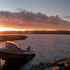 Lowry Boat Ramp by Ken Wright